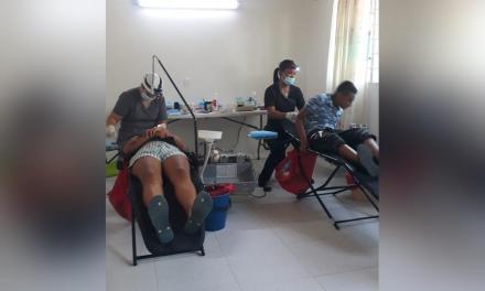 Se activaron los servicios médicos con la nueva IPS en Puerto Triunfo