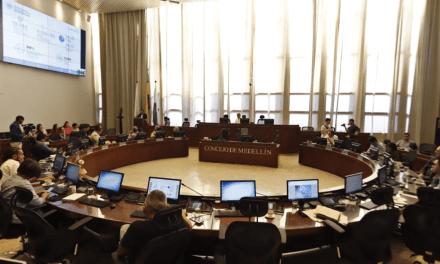 Instaladas sesiones ordinarias en el Concejo de Medellín