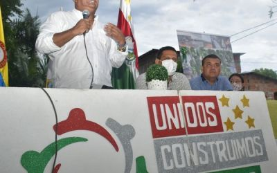 Alcalde de Puerto Nare escucha la comunidad