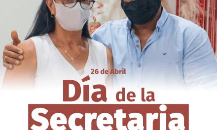 Remedios resalta la labor de las secretarias