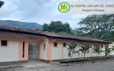 "Alcaldesa de Hispania: ""Las EPS le deben al hospital"""