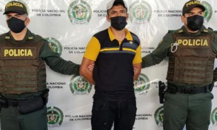 Arrestaron presunto asesino de 8 personas en Antioquia