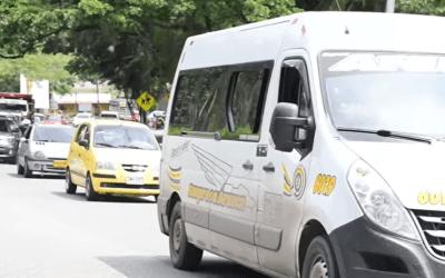 El cierre de vías está afectando a La Pintada
