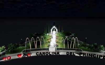 En Carolina, al Parque Cultura se le suma una reforestación