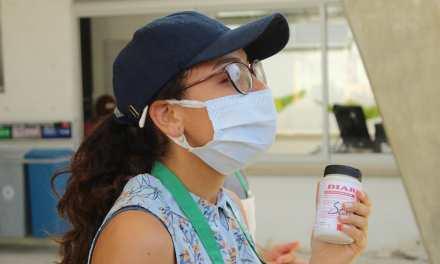 En Guadalupe, reciclan y protegen el ecosistema