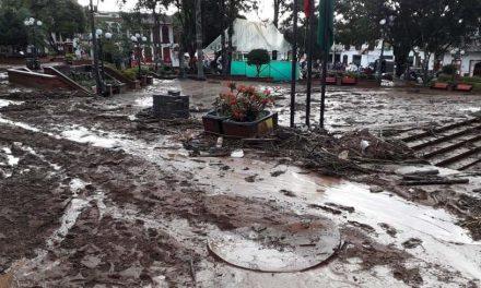 Familias de Jericó serán evacuadas por las precipitaciones