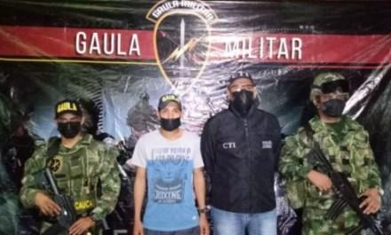 Liberado reclutado por grupo armado