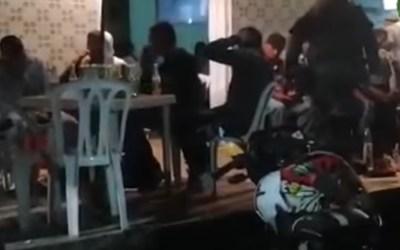 Más de 50 personas en una fiesta en Caramanta