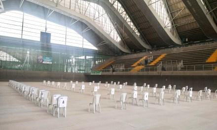 Mayores de 65 años pueden vacunarse en el Coliseo Yesid Santos
