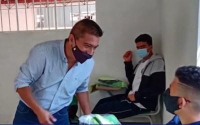 Repartieron 3.000 kits escolares en Salgar