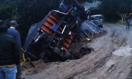 A través del Gobierno Nacional buscan intervenir 20 kilómetros entre la vía La Unión-Sonsón
