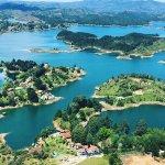 En la represa de Guatapé murió un joven ahogado