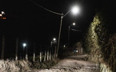 Iluminación LED para El Santuario