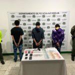 """En Sonsón fueron capturados tres integrantes de """"El Mesa"""""""