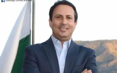 CNE sanciona a ex candidato Santiago Gómez