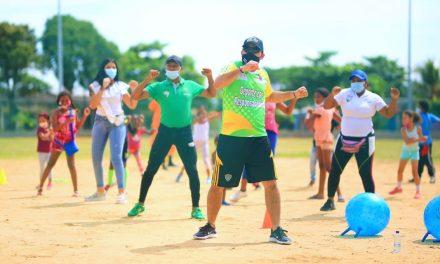 El INDER retorna a los barrios de Medellín