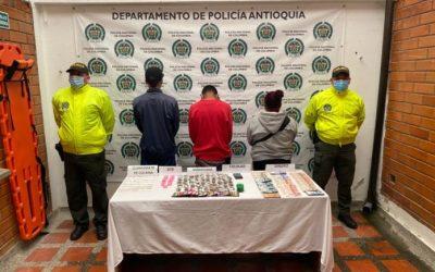 """En La Unión fueron capturados integrantes de """"Los Mesa"""""""