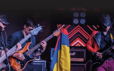 Comenzó en El Carmen el festival de música Viboral Rock