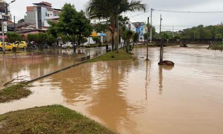 Balance de afectaciones por las fuertes lluvias en Marinilla