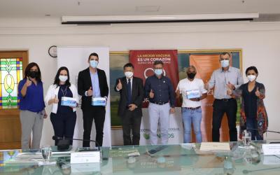 20 mil tapabocas fueron donados a Antioquia