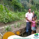 Yolombó fortalecer las huertas familiares campesinas