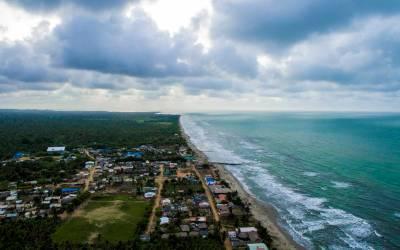 La erosión costera, una urgencia  en San Juan de Urabá