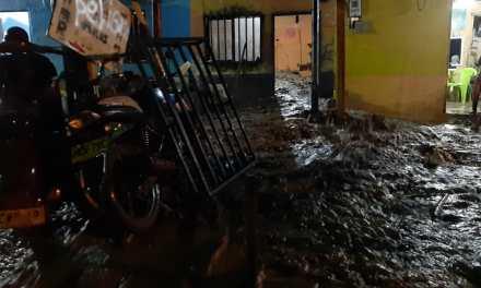Cuatro municipios del departamento reportaron eventos por las lluvias