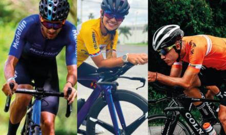 Ciclistas de El Carmen son campeones nacionales de la CRI