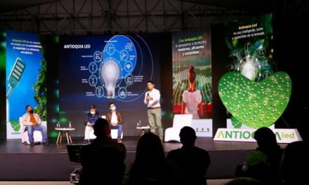 En Guatapé se realizó el lanzamiento de Antioquia Led