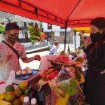 En La Ceja se institucionalizó el programa de Mercados Campesinos