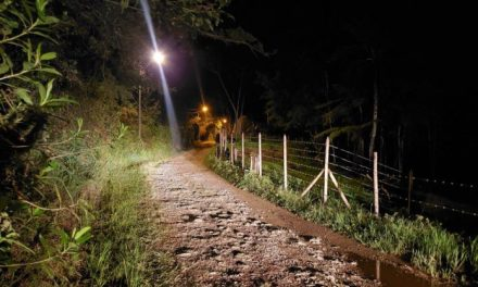 Comenzó la instalación de más de 500 luminarias LED en zonas rurales de El Retiro