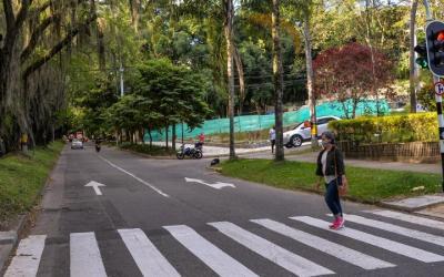 Medellín cuenta con seis nuevos cruces semafóricos