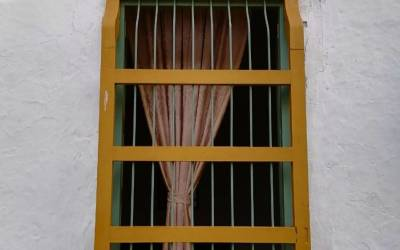 """Campaña """"Ventanas de mi pueblo"""" en Liborina"""