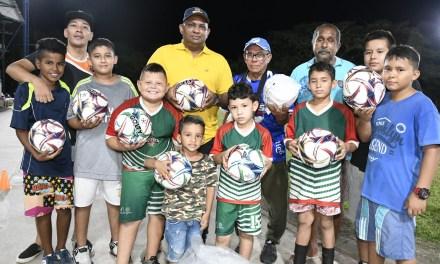 El deporte como eje de transformación en Puerto Nare