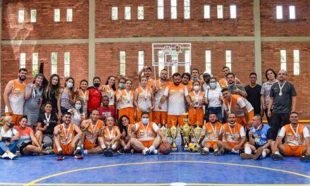 Andes es el campeón de los Juegos para Empleados Públicos del Suroeste antioqueño