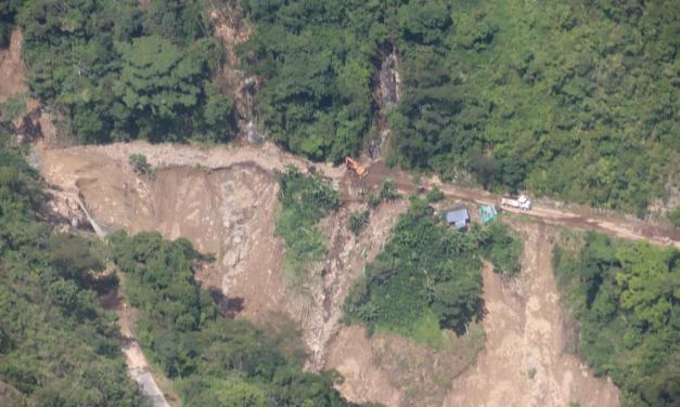 Ituango declara Calamidad Pública para atender la emergencia derivada por fuertes lluvias