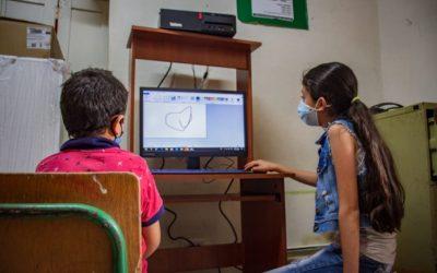 Zonas rurales de Abejorral recibieron dotación para sus escuelas