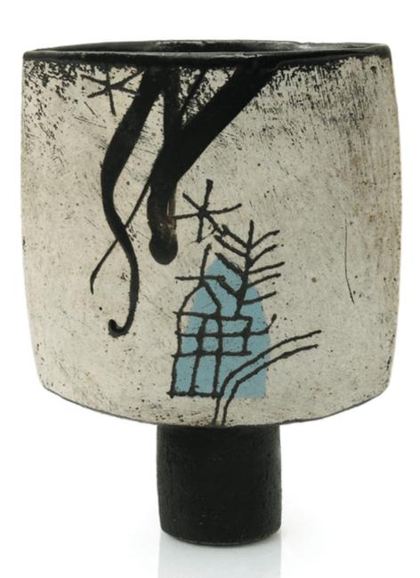 John Ward studio pottery