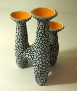 An example of kerámiaüzem ceramics