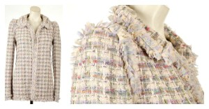 Vintage fashion features in the auction at Chiswick