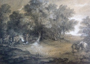 GainsboroughSketch