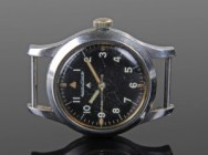 Jaeger military wrist watch