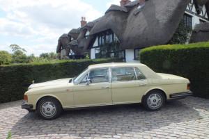 Rolls Royce from Felix Dennis auction