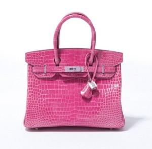 A rare Hermes 2014 Birkin bag
