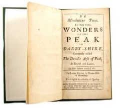 D E Mirabilibus Pecci 'Being the Wonders of the Peak'