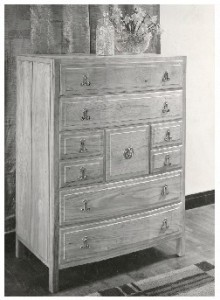 "Gordon Russell's ""Snowshill"" Cabinet"