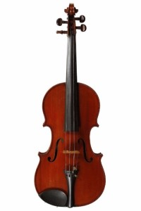 French Mirecourt violin