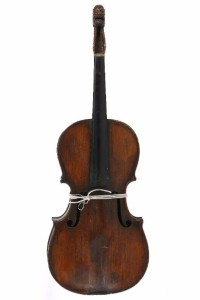 Very early violin