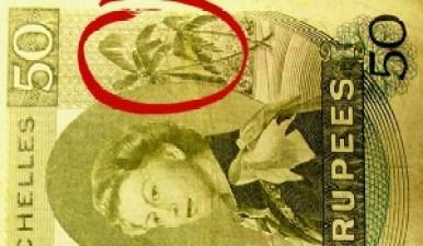 Seychelles banknote
