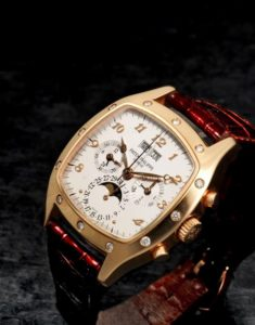 Patek Philippe Perpetual Calendar Chronograph, reference 5020R